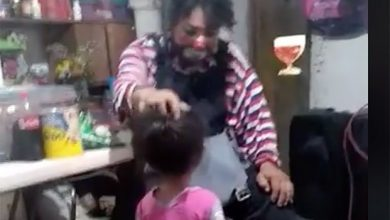 Photo of VIDEO: 'Le quitaste la leche y pañales a mi hija'; payasito llora tras ser robado