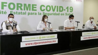 Photo of MANTIENE SLP SUFICIENCIA DE CAMAS PARA HOSPITALIZACIÓN POR COVID-19: SS